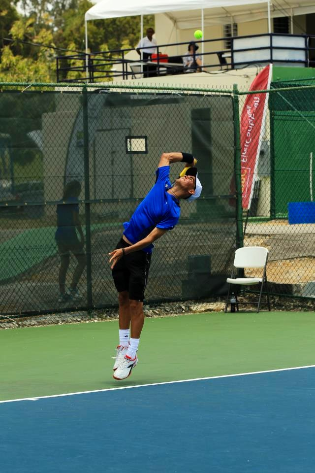 Orlando P. teaches tennis lessons in Boca Raton, FL