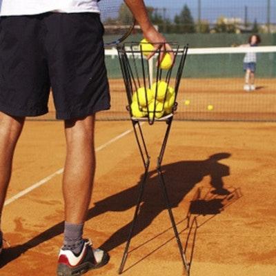 Jane G. teaches tennis lessons in Newton, NJ