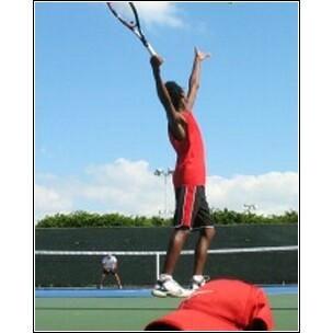 Michael B. teaches tennis lessons in Corpus Christi, TX