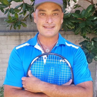 Adam E. teaches tennis lessons in Marina Del Rey, CA