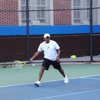 Mel S. teaches tennis lessons in Brooklyn, NY