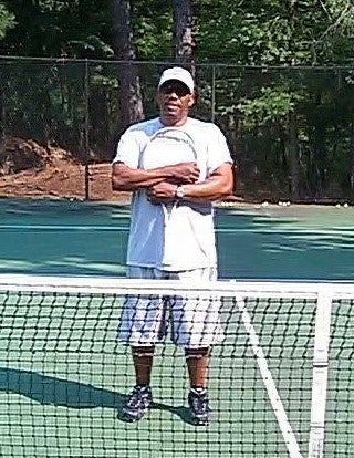 Jerry E. teaches tennis lessons in Henderson, NC