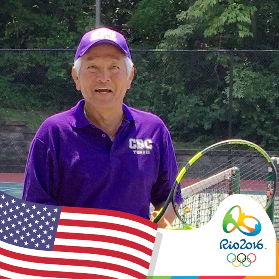 Art M. teaches tennis lessons in Chesterfield, MO