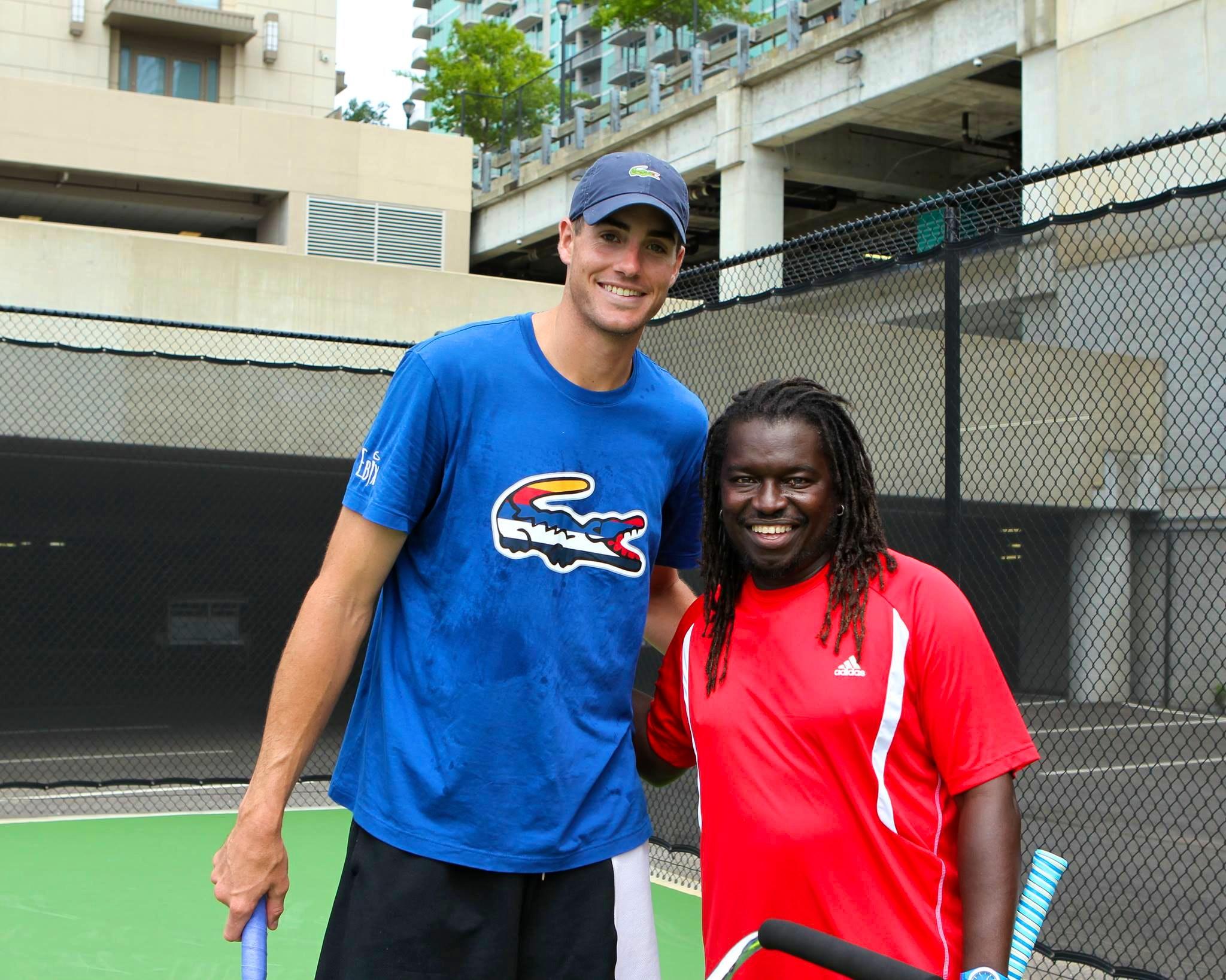 Bryan S. teaches tennis lessons in Lithonia, GA