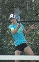 Jana V. teaches tennis lessons in Houston, TX