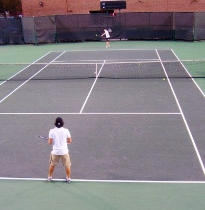 Cary S. teaches tennis lessons in Palmetto Bay, FL