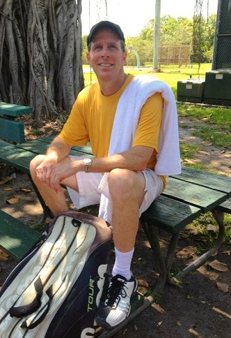 Todd W. teaches tennis lessons in Hollywood, FL