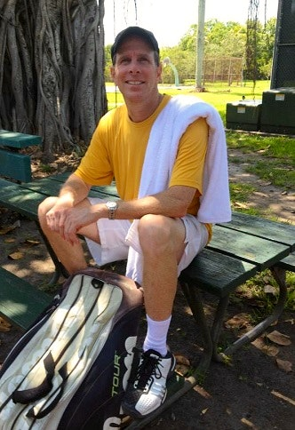 Todd W. teaches tennis lessons in North Miami Beach, FL