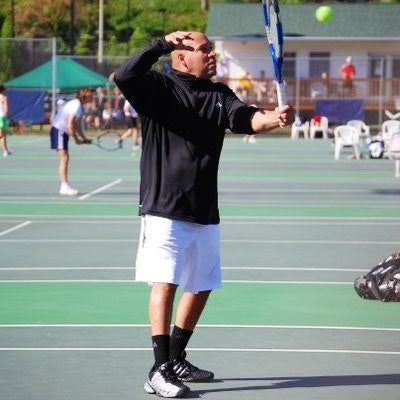 Rick P. teaches tennis lessons in Flowery Branch, GA