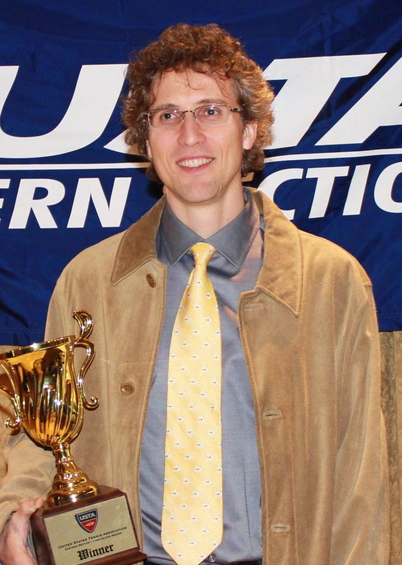 Marius J. teaches tennis lessons in Malverne, NY