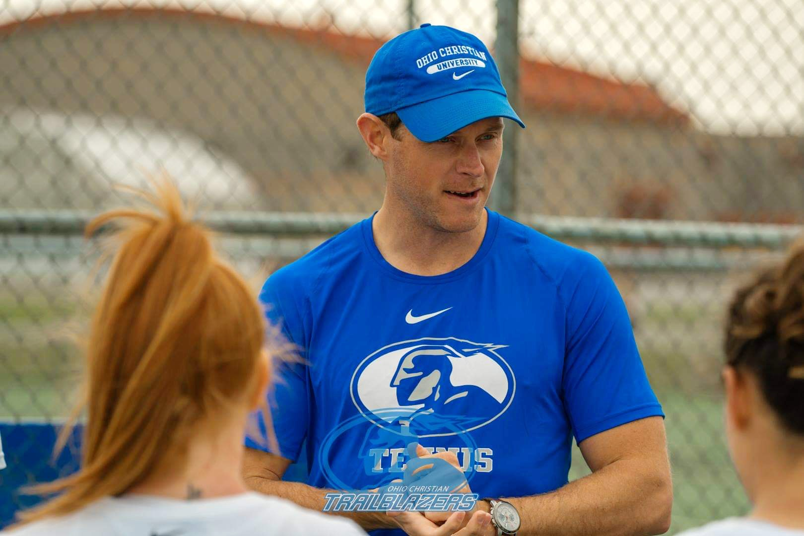 Coach B. teaches tennis lessons in Columbus, OHIO