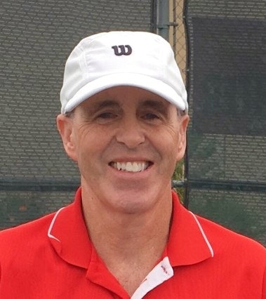Dave K. teaches tennis lessons in San Diego, CA