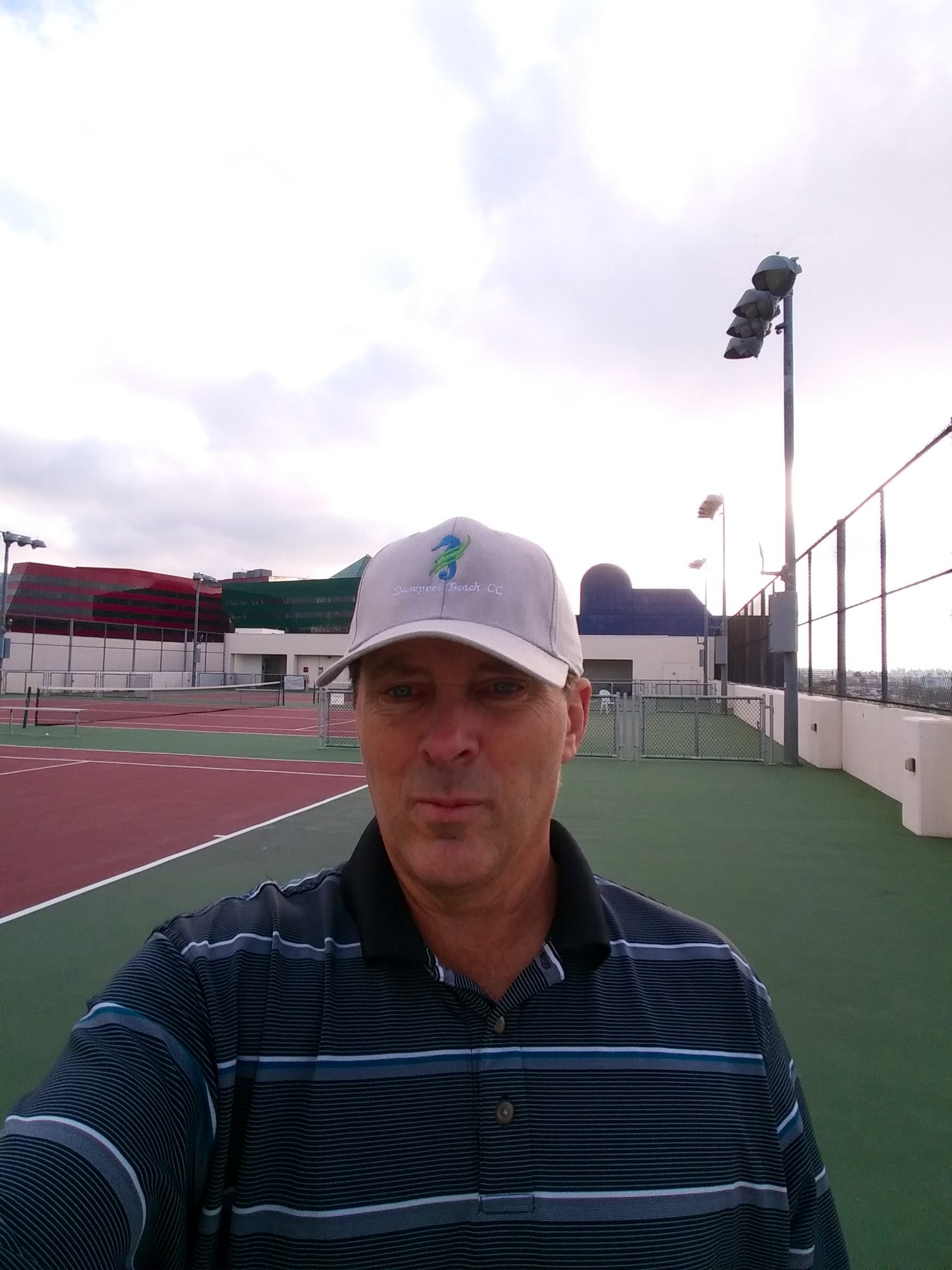 Todd S. teaches tennis lessons in Glendora, CA
