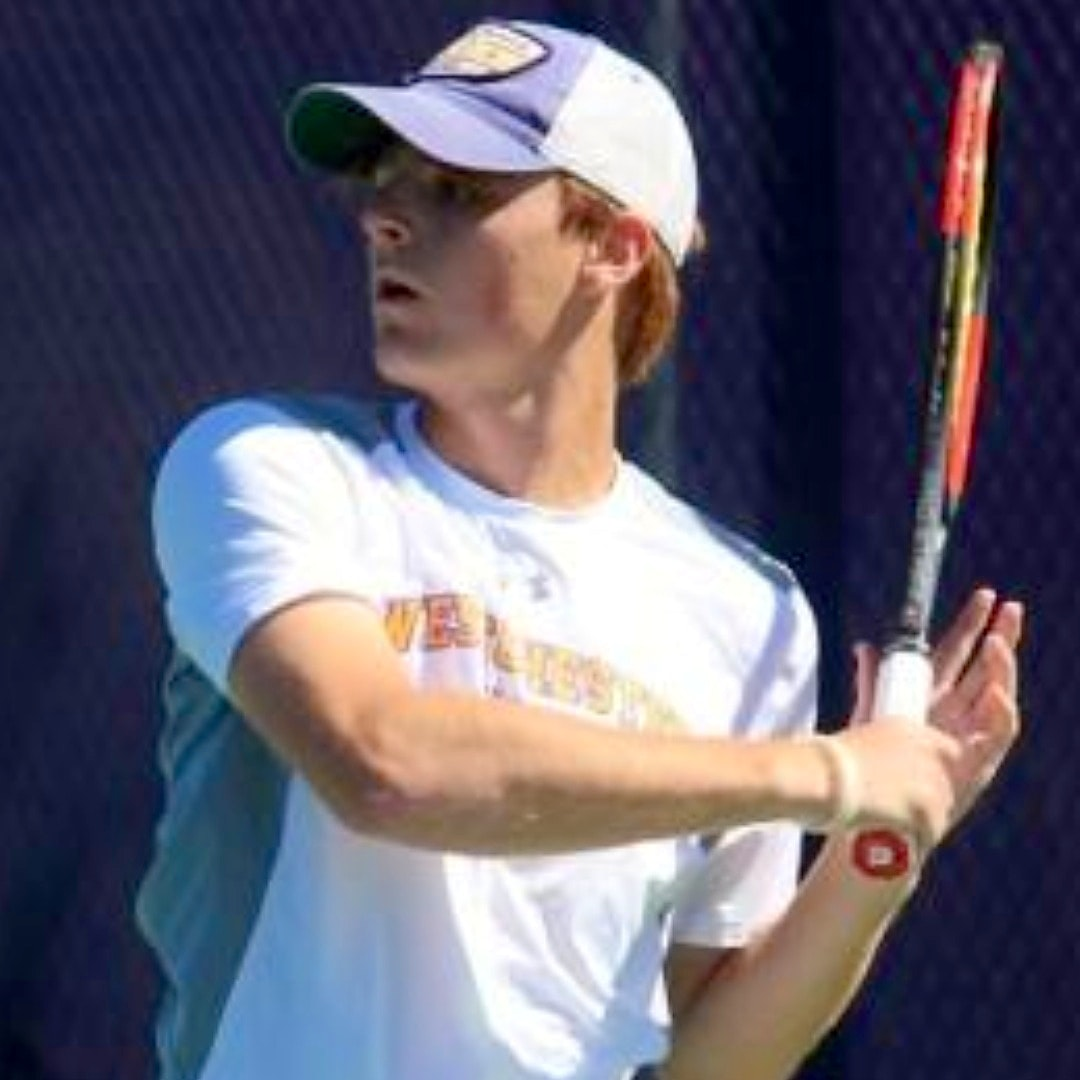 Noah J. teaches tennis lessons in West Chester, PA