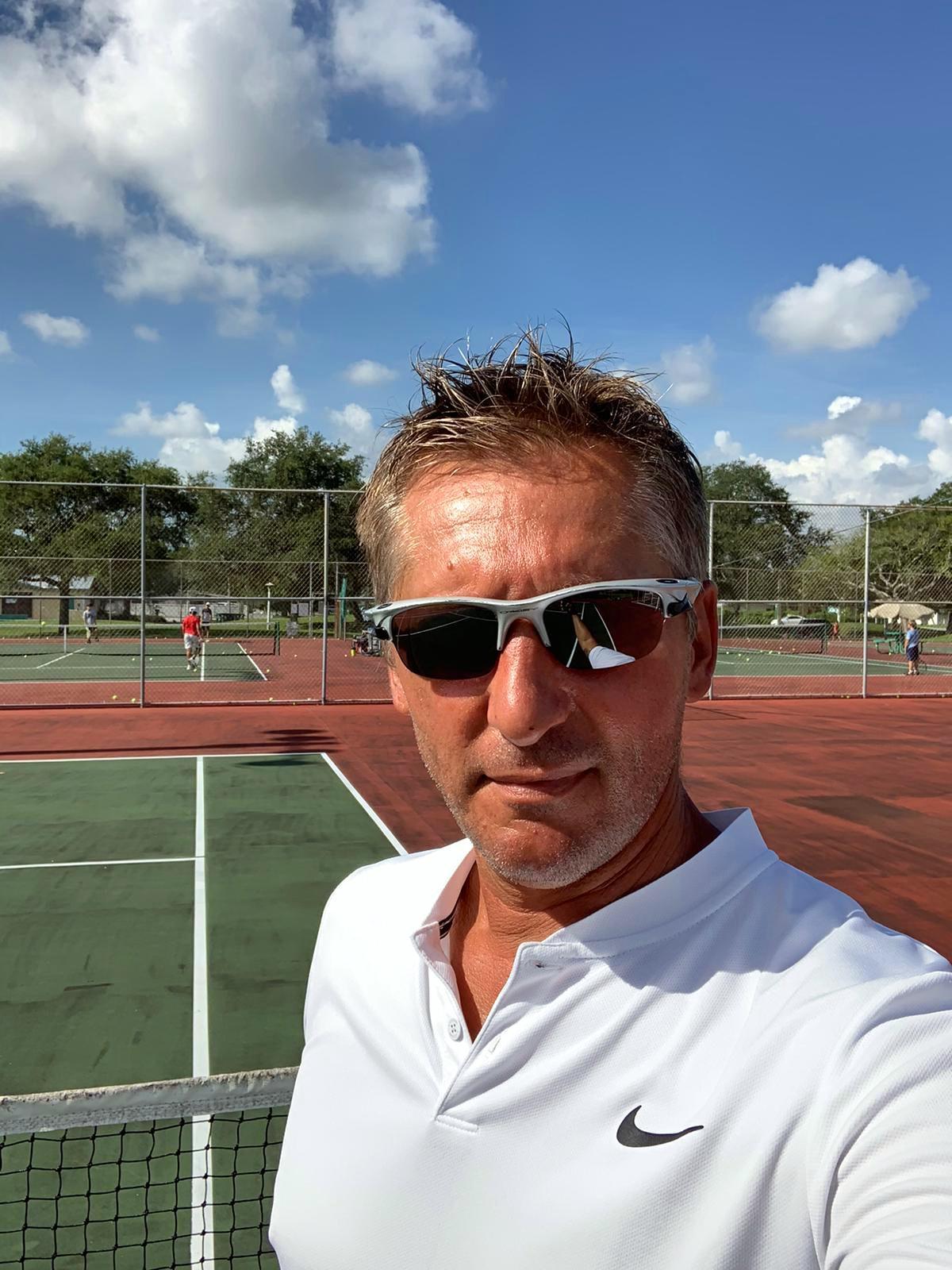 Boris B. teaches tennis lessons in Aventura, FL