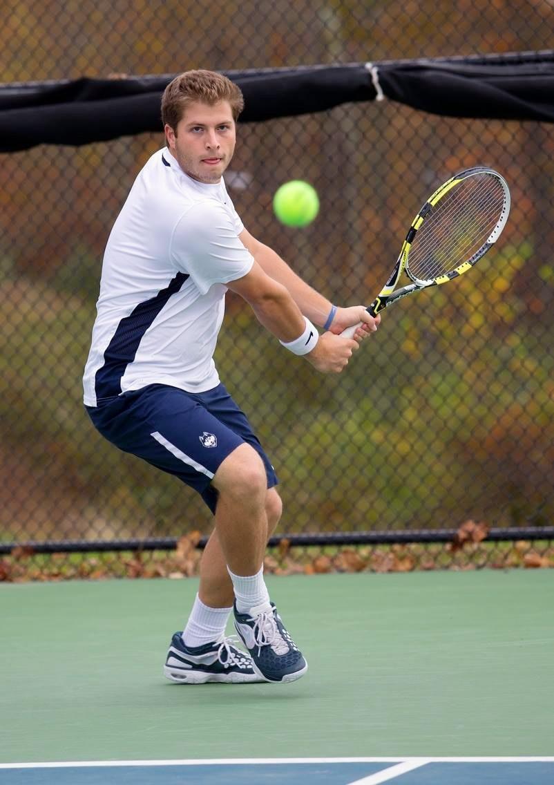 Parker C. teaches tennis lessons in Scottsdale, AZ