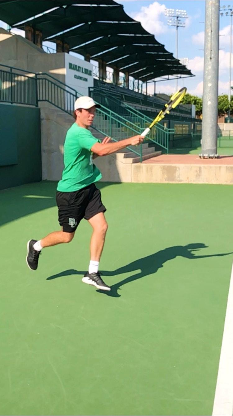 Clayton N. teaches tennis lessons in Carrollton, TX