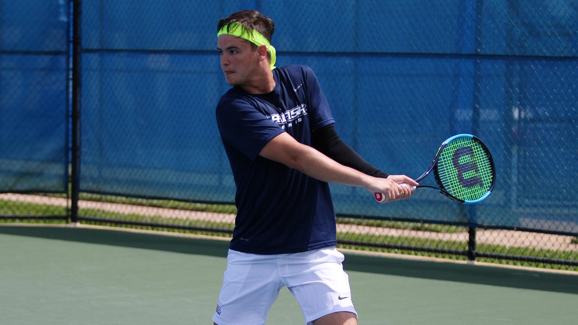 Stanislav F. teaches tennis lessons in West Palm Beach , FL