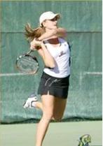Cristina H. teaches tennis lessons in Austin, TX