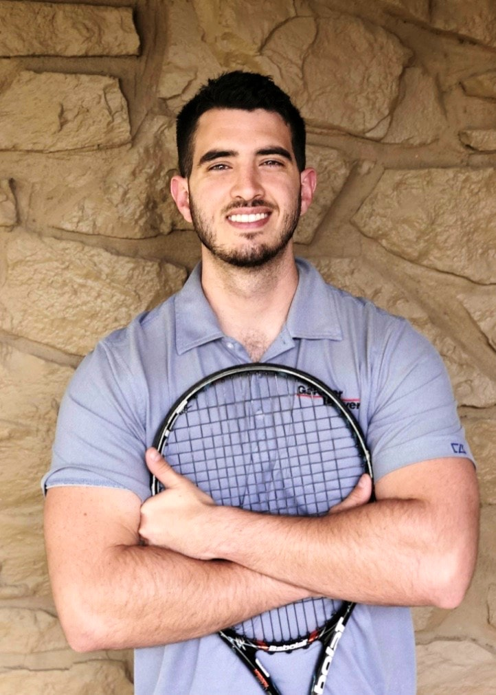 Eric M. teaches tennis lessons in Euless, TX