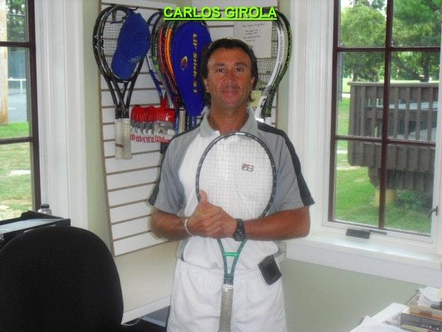 Carlos G. teaches tennis lessons in Miami Beach, FL