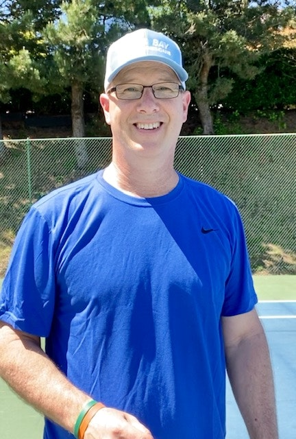 Todd M. teaches tennis lessons in Portland, OR