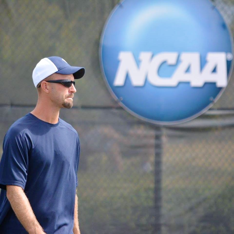 Dustin H. teaches tennis lessons in Forest, VA