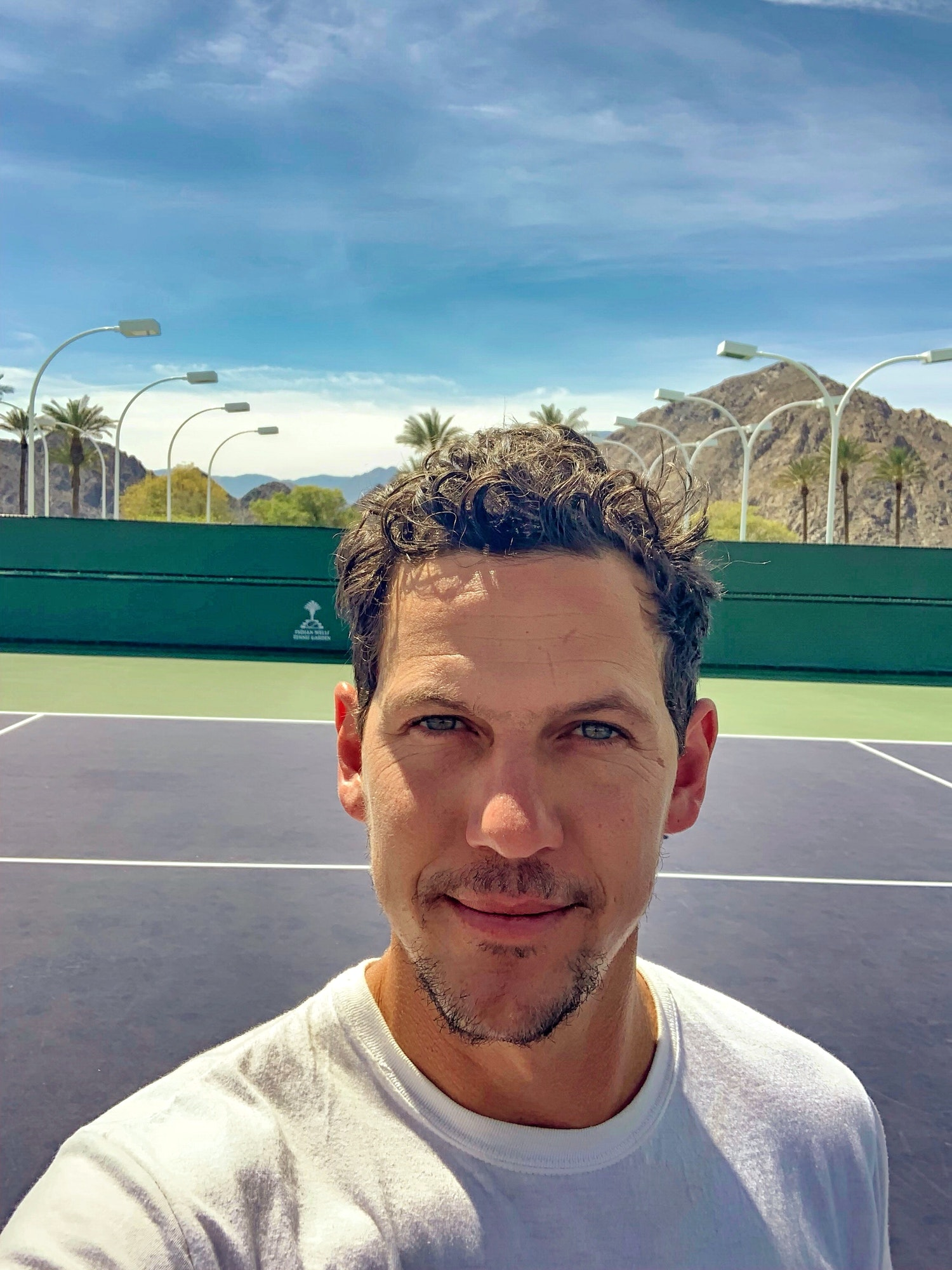 Jeremy M. teaches tennis lessons in Los Angeles, CA