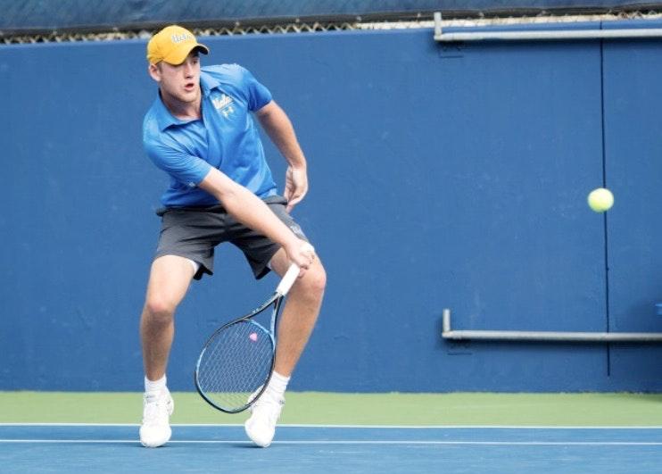 Maximilian W. teaches tennis lessons in Murrieta , CA