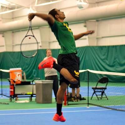 Gopinath M. teaches tennis lessons in Canton , MI