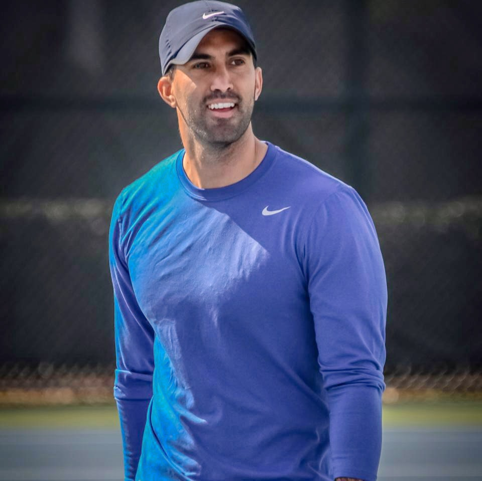 Andres A. teaches tennis lessons in Richmond, VA