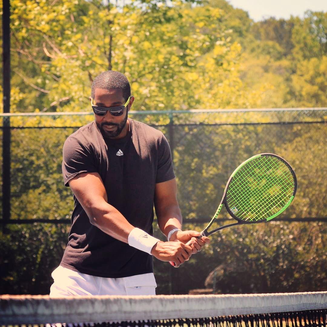 Jamison J. teaches tennis lessons in Lilburn, GA