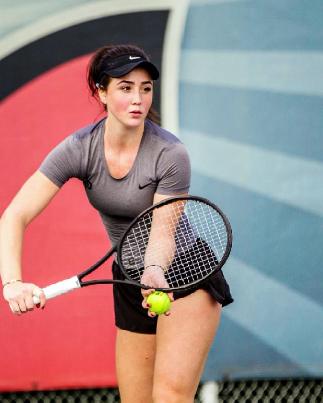 Jacqueline W. teaches tennis lessons in Azusa, CA