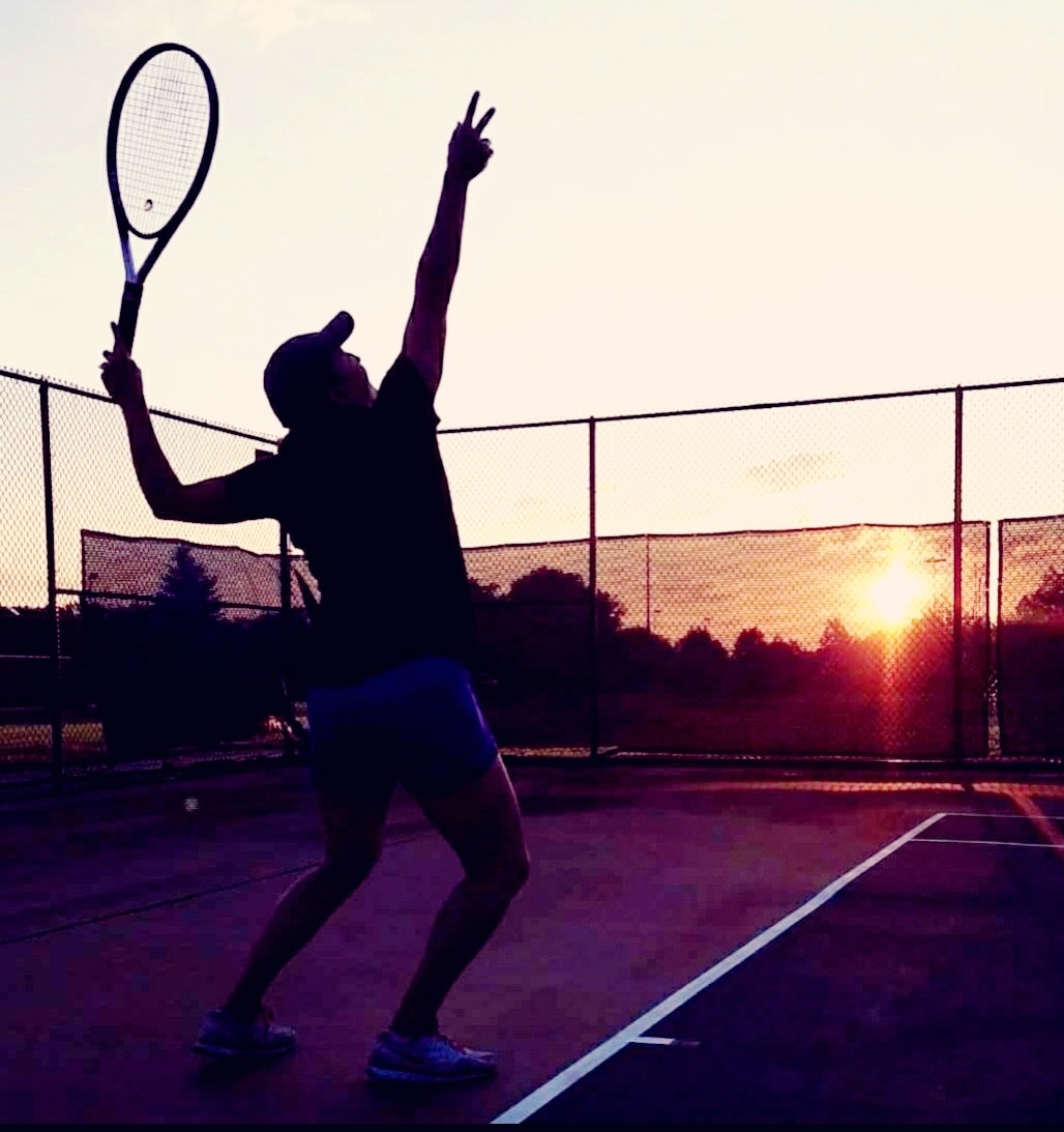 Karen C. teaches tennis lessons in Hilliard, OH