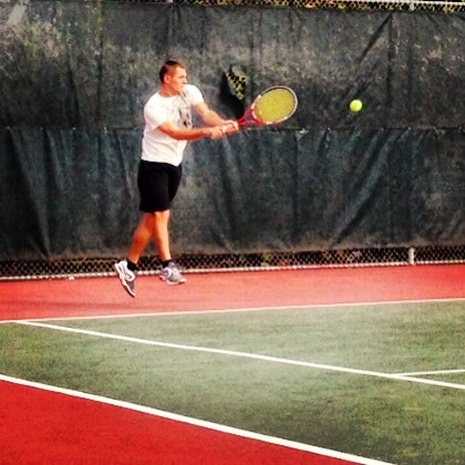 Danny G. teaches tennis lessons in Concord, CA