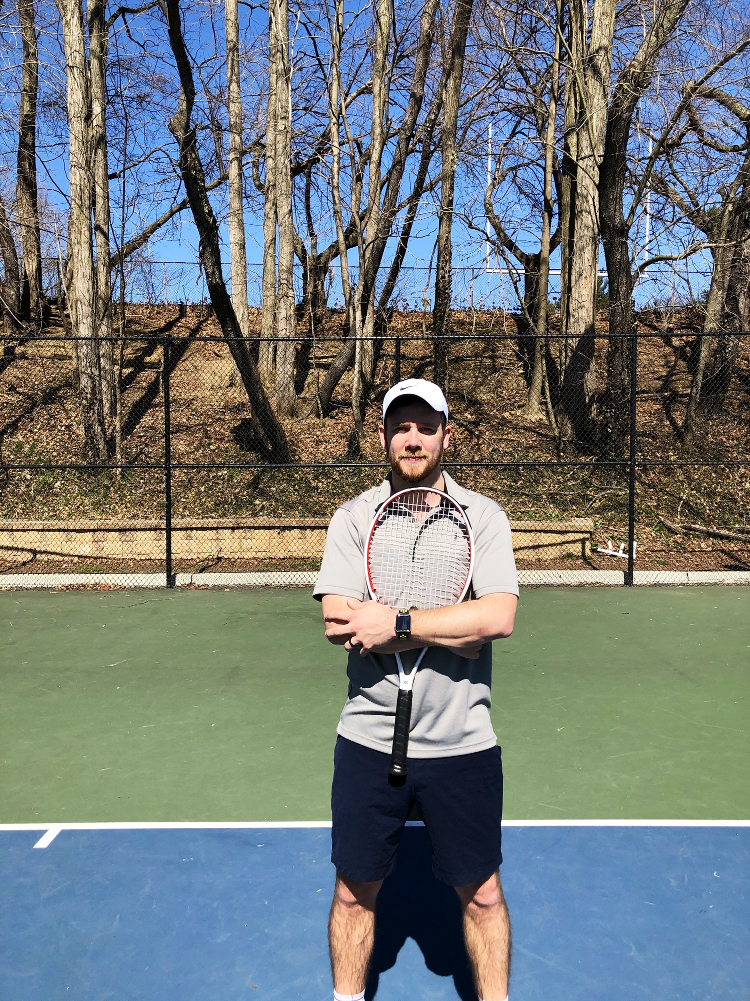 Rob G. teaches tennis lessons in Cherry Hill, NJ