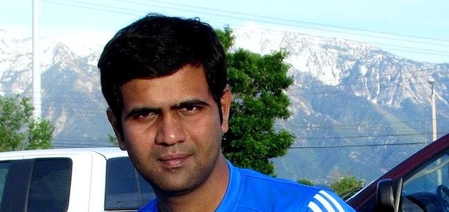 Sathish G. teaches tennis lessons in Sandy, UT