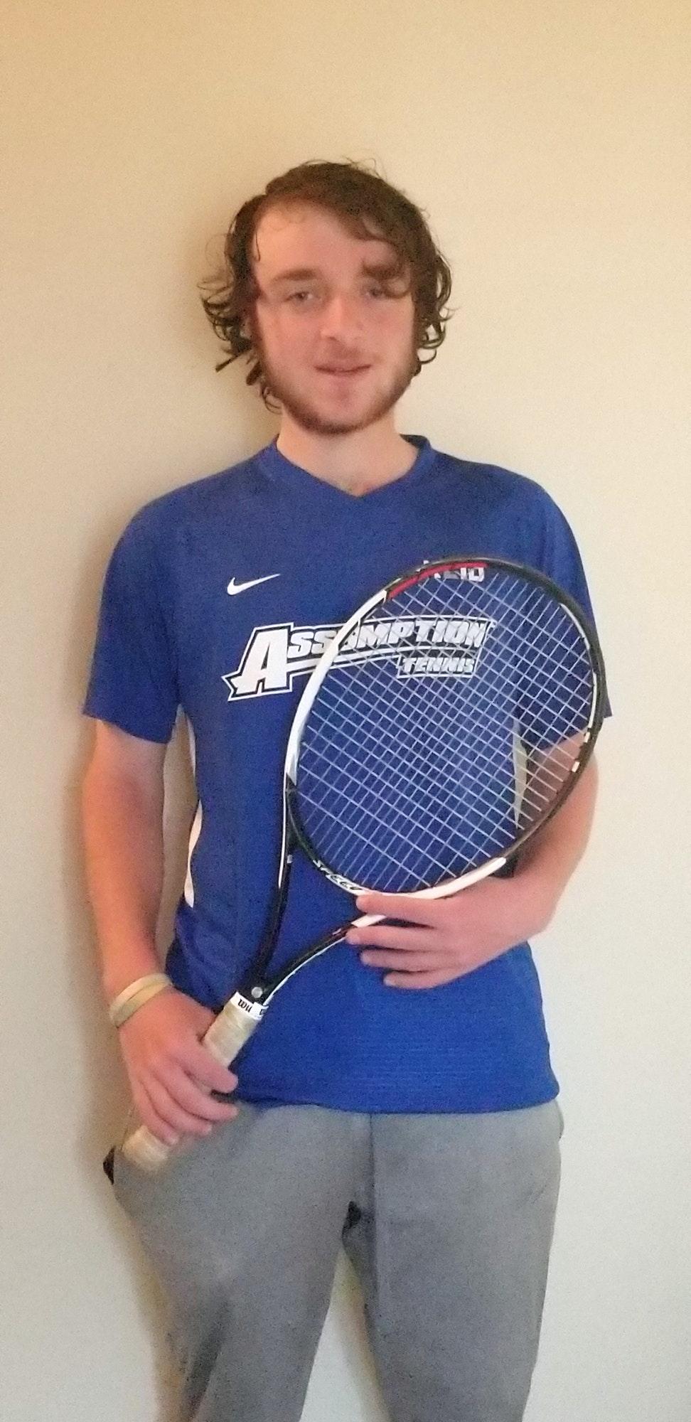 Luke A. teaches tennis lessons in Greenville, RI