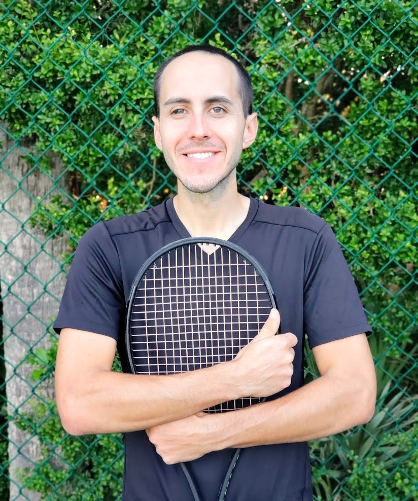Justin L. teaches tennis lessons in Bunnell, FL
