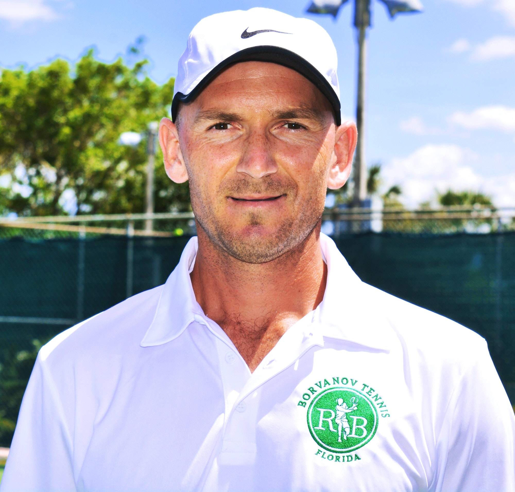 Roman B. teaches tennis lessons in Pembroke Pines, FL