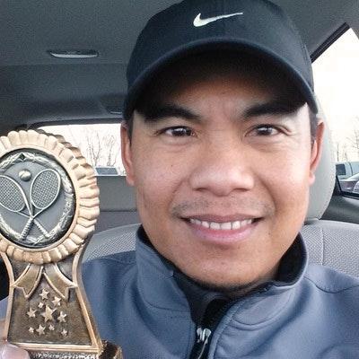 Guy E. teaches tennis lessons in Terre Haute, IN