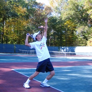 Ken H. teaches tennis lessons in Franklin Lakes, NJ