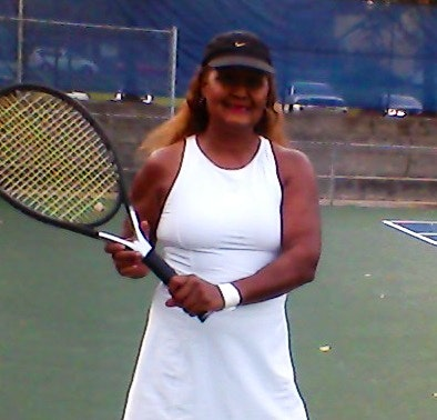 Pamela A. teaches tennis lessons in Austell, GA