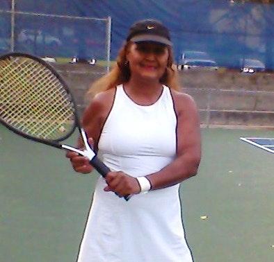 Pamela A. teaches tennis lessons in Austell, GA