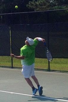 Tennis coach picture