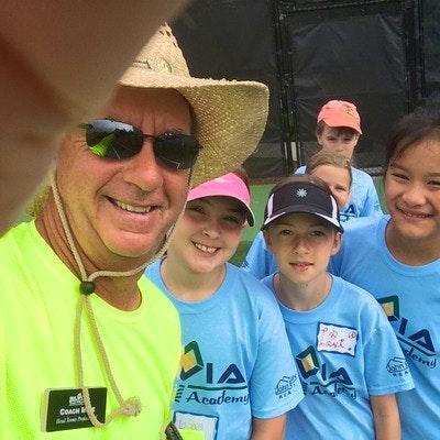 Mike C. teaches tennis lessons in Alpharetta, GA