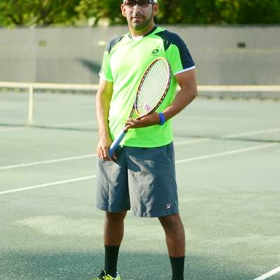 Franco A. teaches tennis lessons in Miami, FL