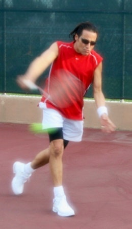 Michael M. teaches tennis lessons in Chino Hills, CA
