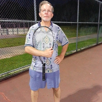 Gary G. teaches tennis lessons in Belleville, NJ