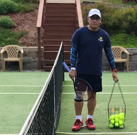 Raul S. teaches tennis lessons in Brewster, NY